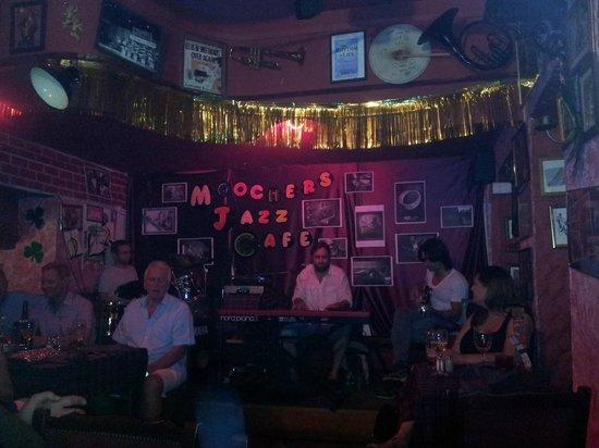 Moochers Jazz Cafe: Brilliant LIve Music