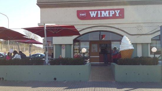WIMPY Queenscorner
