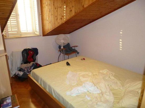 Villa Klaic: quarto