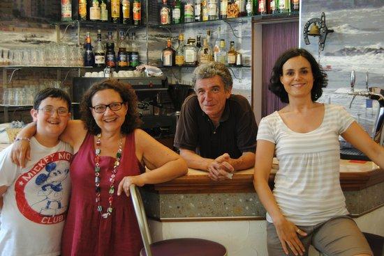 Hotel Manzoni: Eccoci con Stefi e Silvio ...