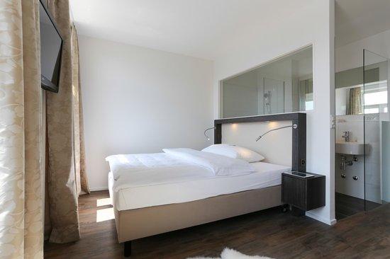 """Hotel Schäfli Uzwil: """"Sheep`s Room"""" - double"""