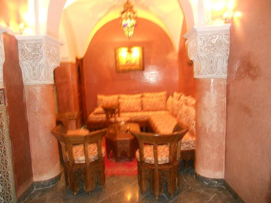 La Sultana Marrakech: Lounge