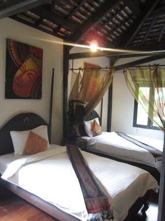 Ramayana Boutique Hotel : 호텔 룸
