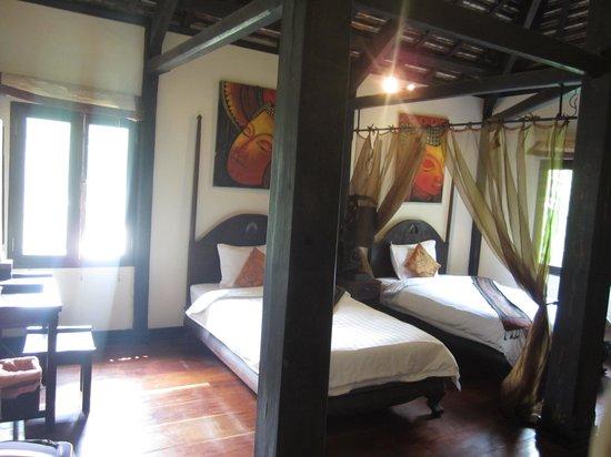 Ramayana Boutique Hotel: 호텔 룸