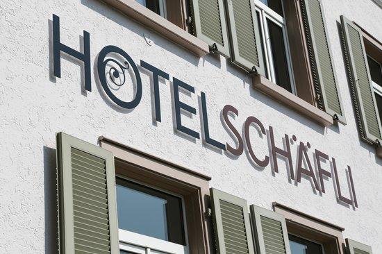 Hotel Schäfli Uzwil: Welcome!
