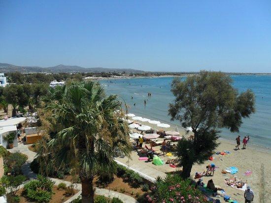 Saint George Hotel: Vista terraza