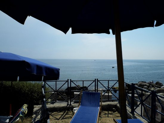 """Restourant Hotel il Perseo : """"Li Schiumoli"""""""