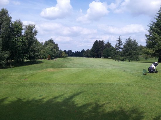 Dundalk Golf Club: Another fairway view