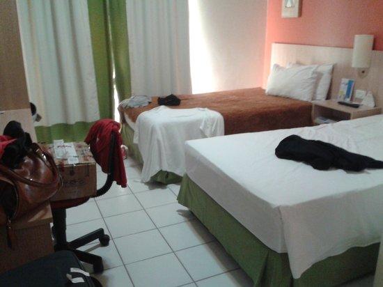 Sleep Inn Manaus : Quarto