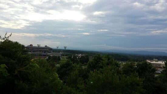 Fairfield Inn & Suites Lynchburg Liberty University: view