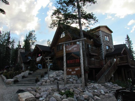 Palliser Lodge - Bellstar Hotels & Resorts: Winston Saloon