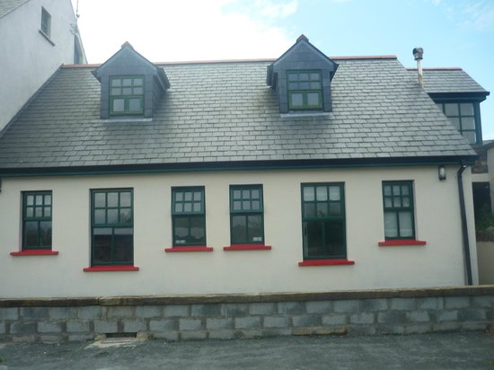 Corcreggan Mill: esterno della zona camere