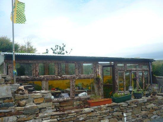 Corcreggan Mill: Stanze ricavate in un ex vagone ferroviario
