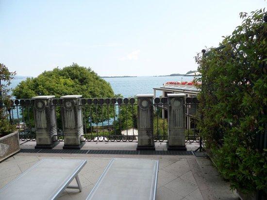 Hotel Savoy Palace: Balcony