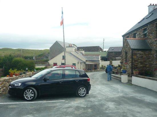 Corcreggan Mill: Panoramica dal parcheggio