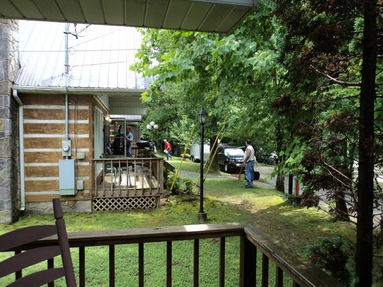 Price Cottages: from one front porch