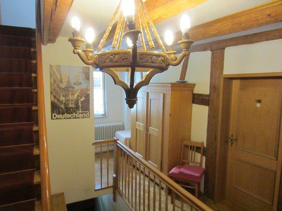 Gasthof zum Baren: Hallway