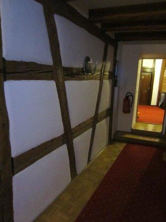 Gasthof zum Baren : Hallway