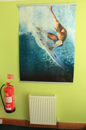 The Green House Surf Lodge: More Surf Stuff