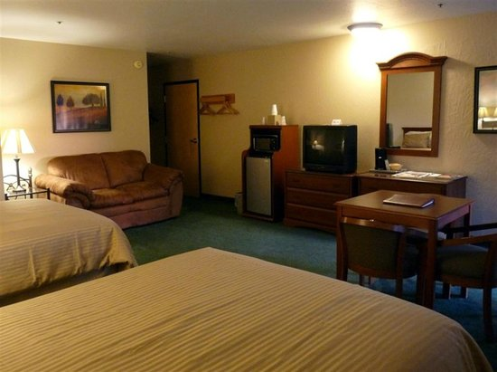 Aladdin Inn : Mini suite