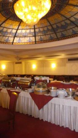 Starhotels Majestic : Breakfast Room