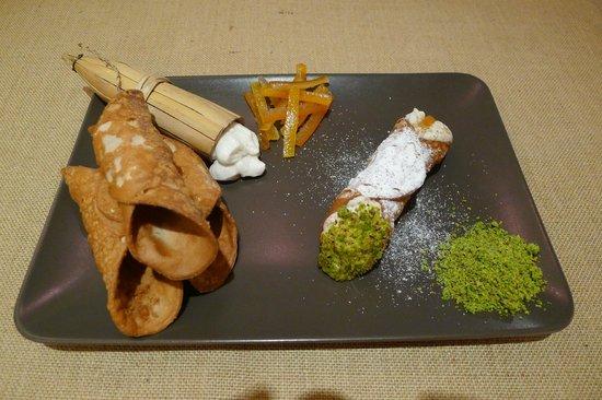 Terra di Sicilia : Cannolo siciliano