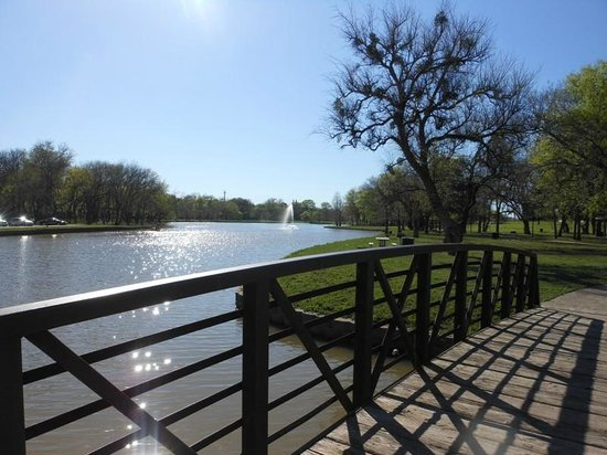 Towne Lake Recreation Area: Towne Lake Park, McKinney TX