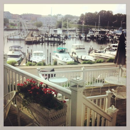 Carriage House at the Harbor: Lovely view