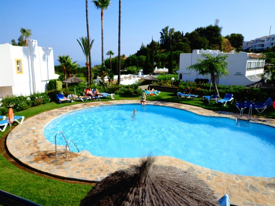 Miraflores Beach & Country Club: Swimmming Pool