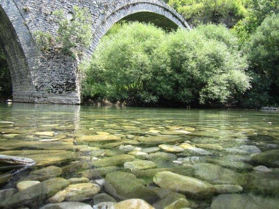 Zagori Philoxenia Hotel: great place for a swim