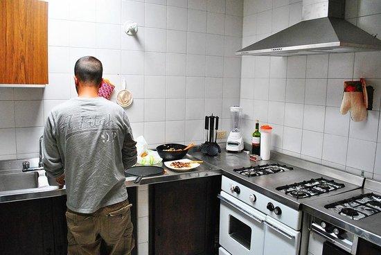 82Hostel: Nuestra cocina