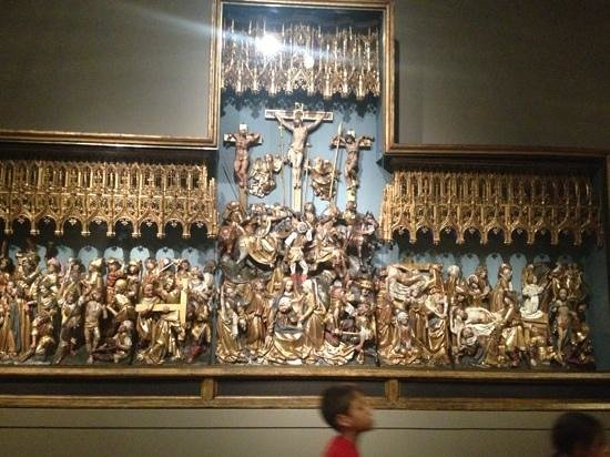 The Walters Art Museum : every room seems more beautiful then the next