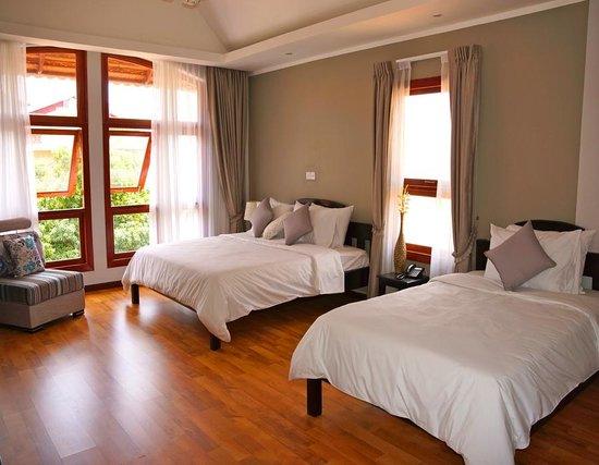 Villa Cambell: Chambre