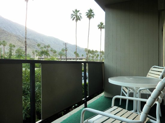 Royal Sun Inn: terrasse