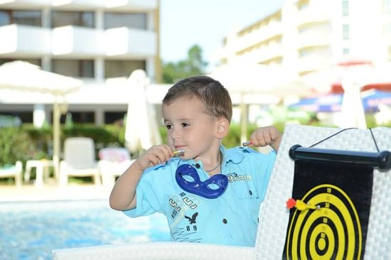 Karlovo Hotel: kids play