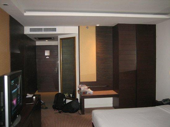 Eastin Hotel Makkasan : однокомнатный номер