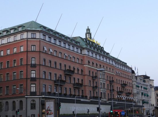 Grand Hotel: picture of hotel