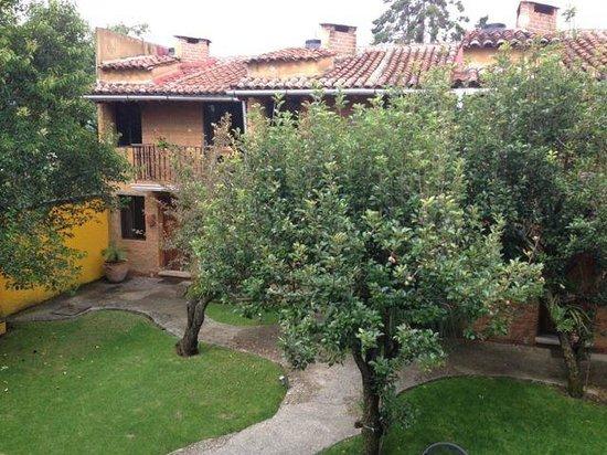 Villas Casa Morada: il giardino