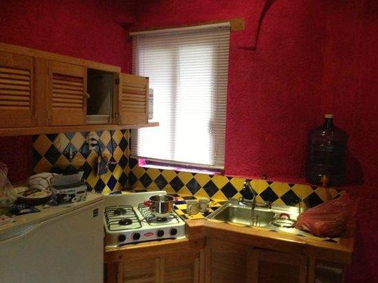Villas Casa Morada: La cucina