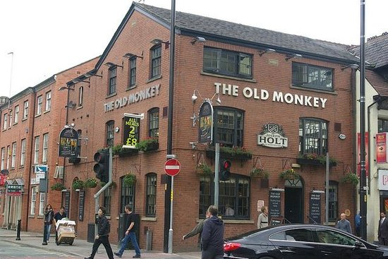 The Old Monkey: The Monkey from Princess Street.