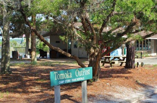 Florida State Parks Camping Map.Tortoise Den Picture Of Tomoka State Park Ormond Beach Tripadvisor