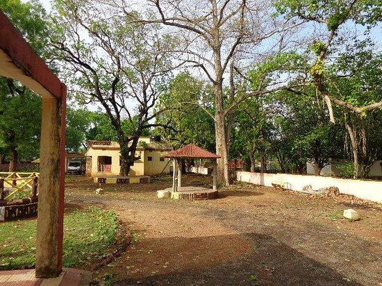 Baripada, India: Inside Khairi Resort