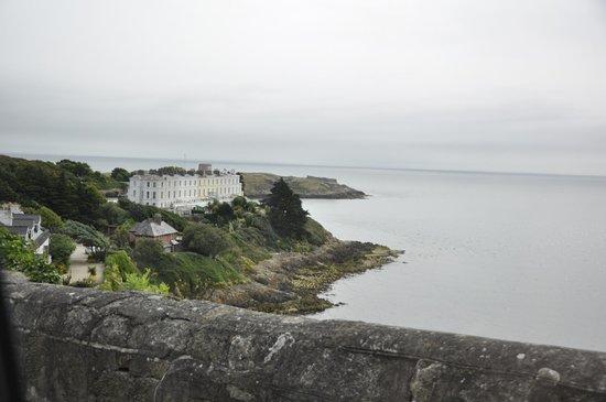 Tour Dublin: Dublin's scenic coastline