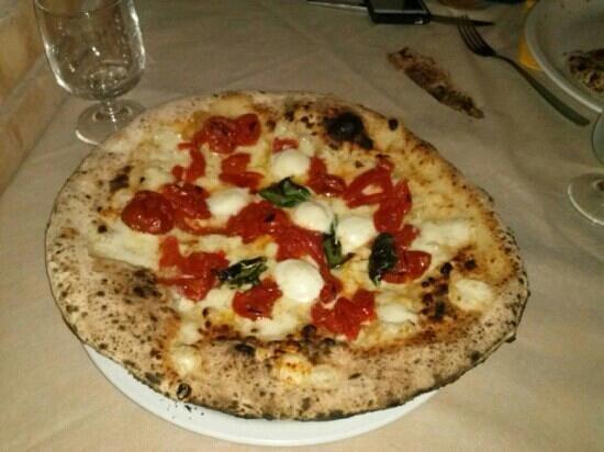 Pizzeria Saviello: Perle Campane