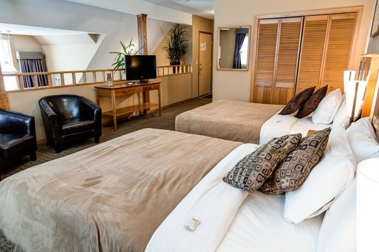 Truffle Pigs Lodge: Family Suite
