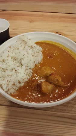 Soup Stock Tokyo (Lumine Kitasenju): Curry Chicken