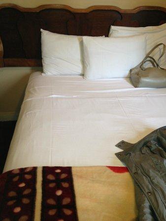 Hotel Carter: cama