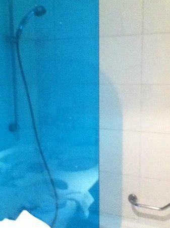 Chill Art Jardin Botanico: shower