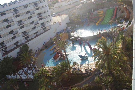 Hotel Los Patos Park: toboganes