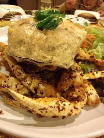 Han Palace : crab